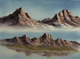 kevin hill mountain painting