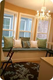 over bay window seat cushion