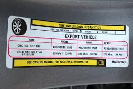 Jeep Grand Cherokee Tyre Pressure Carsguide