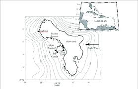 Location Chart Chart Of Bonaire Dutch Caribbean Global Location Marked In