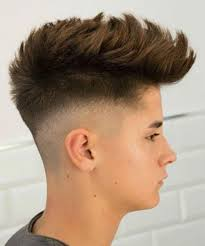 Styles solidifies this style as his signature. Top 11 Most Wanted Boys And Men Hairstyles 2019 To Look Cool And Trendy Menshairstyletrends Modern Hairstyles Hair Styles Men Haircut Styles