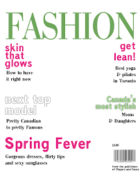 Magazine Cover Layout Template Google Search Art Lessons
