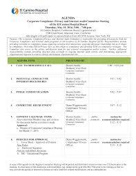 Agenda For Meetings Format Corporate Meeting Agenda Format Templates At