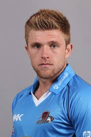 ... 2014 Getty Images NORTHAMPTON, ENGLAND - APRIL 04: David Willey poses ... - 482642463-david-willey-poses-for-a-portrait-in-the-one-gettyimages