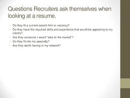 Executive Recruiters Job Description Job Duties Of An Executive Recruiter
