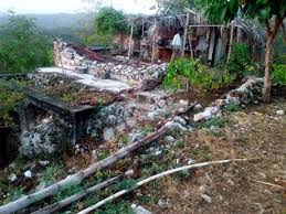 rasta fighting to preserve pinnacle's heritage news jamaica Sligoville Jamaica Map a section of the ruins of leonard p howell's great house at the pinnacle in st catherine the first rastafarian village, established by leonard p howell, sligoville jamaica map