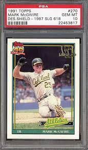 Maybe you would like to learn more about one of these? Top 15 Mark Mcgwire Baseball Card List 1984 Rookie Card Value
