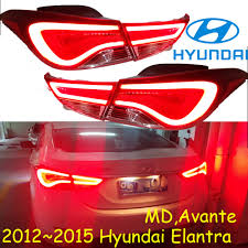 2012 Hyundai Sonata Rear Brake Light Us 237 5 5 Off Bumper Lamp For Elantra Taillight Md Avante 2012 2015 Car Accessories Led Elantra Rear Light Elantra Fog Light Sonata Ix35 In Car