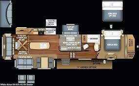 jayco rv floor plans fifth wheel floor plans luxury fifth wheel inspirational wheel 2 bathrooms jayco