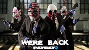 Payday 2 Dethrones Minecraft In Uk All Format Gaming Chart