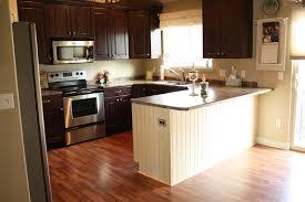 Kitchen Hardwood Cabinets Dark Kitchen Cabinets Kitchen Paint