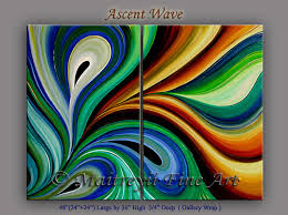 abstract paintings art modern