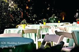 Wedding Anniversary Party Ideas Wedding Anniversary Party Ideas 60th Gift Unique Gifts For