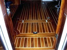 custom teak and holly flooring boat vinyl marine harmonious design in teak decking interior boat flooring and holly yelp
