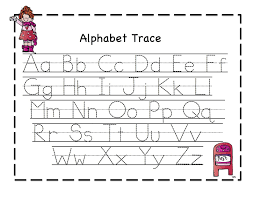 abc tracing sheet abc tracing sheets for preschool kids kiddo shelter alphabet and