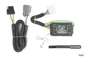 2009 2016 honda pilot curt mfg trailer wiring kit 56086