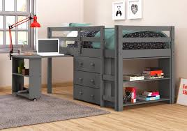 permalink to 29 beautiful twin loft beds with desk pictures