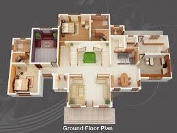 fascinating image for free home design plans 3d wallpaper desktop