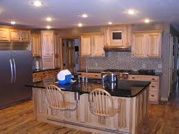 Hickory Kitchen Cabinets Hickory Kitchen Cabinets The Kitchen Remodel