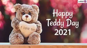 teddy day 2021 images and hd wallpapers