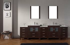Bathroom Vanity Set Virtu Usa Dior 109 Double Bathroom Vanity Set In Espresso
