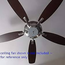 Cool white ceiling fans Light Image Unavailable Amazoncom 6