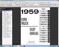1959 ford f100 wiring diagram 1959 image wiring 1959 ford pickup wiring 1959 auto wiring diagram schematic on 1959 ford f100 wiring diagram