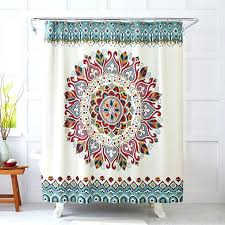 cleaning a shower curtain better homes and gardens medallion fabric shower curtain how to clean shower