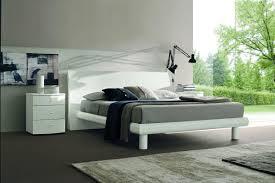 Platform Bedroom Furniture Contemporary Platform Bed Made In Italy