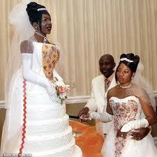 Aurelia Siska Wedding Preparation 3 Wedding Cakes Idea