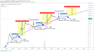 Bitcoin Difficulty Chart Vs Price Bitcoin Difficulty Adjustment And Future Halving Could