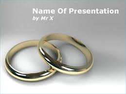 Wedding Powerpoint Background Marriage Powerpoint Templates