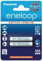 <b>Panasonic</b> Eneloop 2xAAA 750 mAh – купить аккумулятор ...