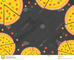 dinner menu background. Beautiful Dinner Pizza Menu Background Vector Illustration Restaurant Cafe Menu Template  Design Throughout Dinner Menu Background