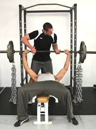 Bench Press 155 Lbs On The Bar85 Lbs In Chains  YouTubeChains Bench Press