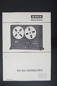 uher sg 520 variocord tape recorder original service manual wiring Bathroom Wiring-Diagram at Tape Deck Wiring Diagram