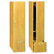 tall white cabinet with doors tactacco