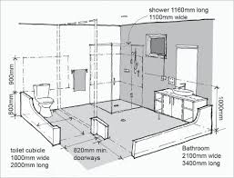 height of outlet over bathroom vanity. a diagram shows appropriate distances and heights of features in the bathroom an adaptable house height outlet over vanity