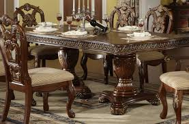 traditional wood dining tables.  Tables Amazing Traditional Dining Room Sets Round Tables Regarding Chairs Ideas 2 Intended Wood R
