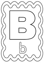 Dessins Lettre B Ducatifs