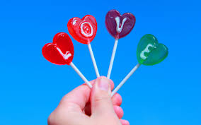 free love lollipop wallpaper background