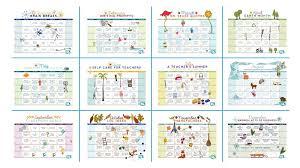 Free Clander Free Printable 2019 Teacher Calendar Weareteachers