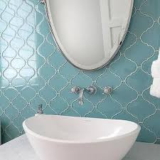 Ann Sacks Glass Tile Backsplash Plans Interesting Decorating