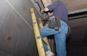 how to level a garage doorLeveling Garage Doors