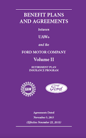 2018 ford uaw holidays. delighful ford see the full language of ratified contract inside 2018 ford uaw holidays t