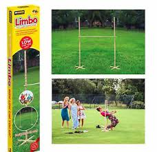 Wooden Limbo Game GARDEN WOODEN LIMBO GAME PARTY OUTDOOR INDOOR KIDS ADULTS FUN 21