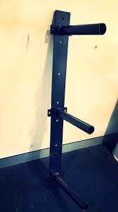 jme wall mounted weight rack jme