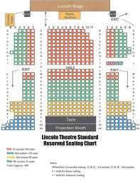 Lincoln Theater Calendar Slubne Suknie Info