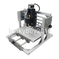 mini diy cnc 2417 mill router kit usb desktop engraver pcb milling cnc 555