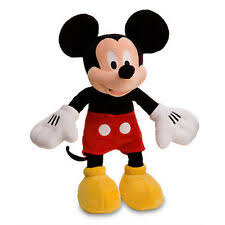 <b>Disney Mickey Mouse</b> & Friends Dolls Character Toys